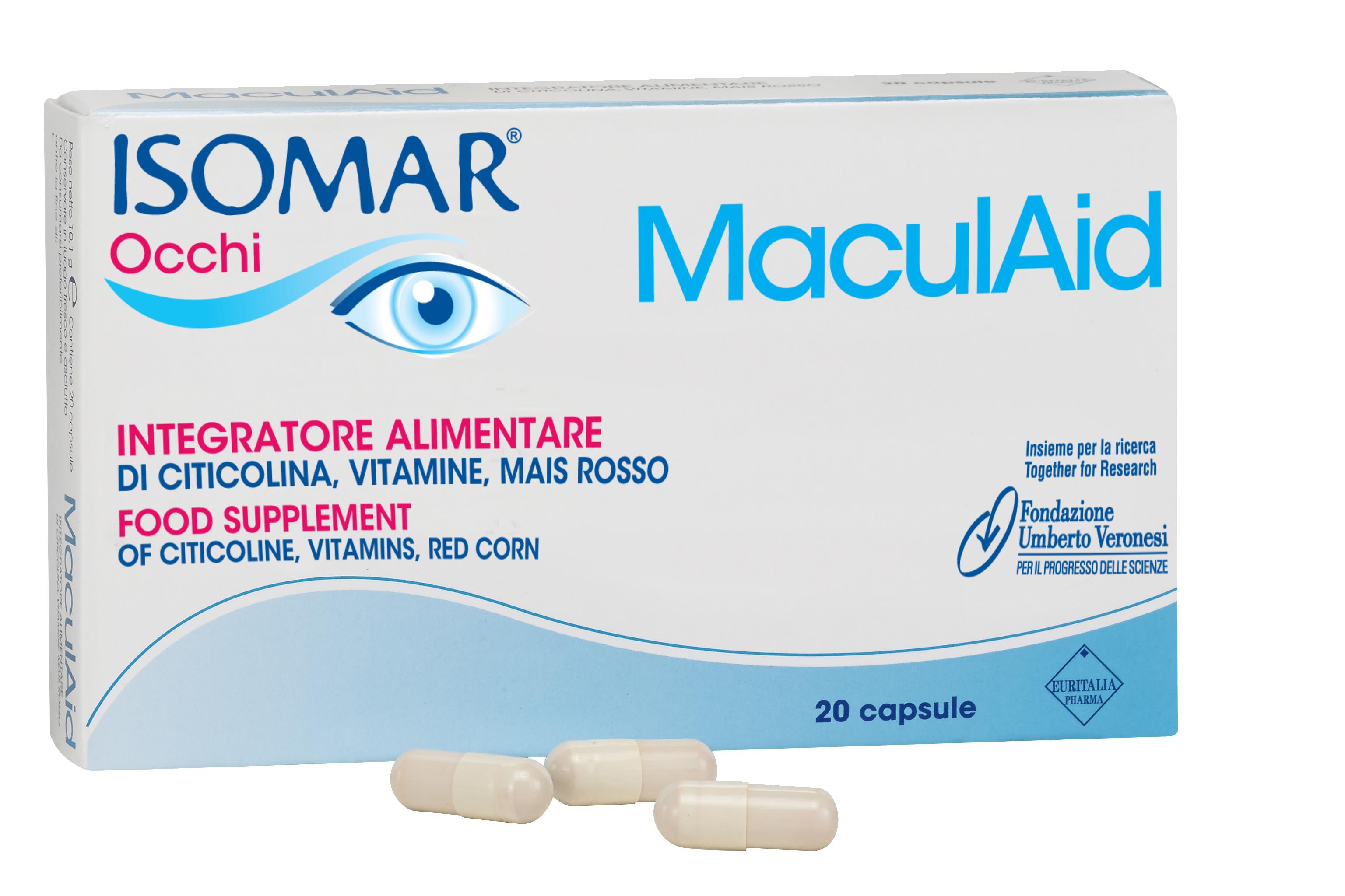 Isomar Occhi Maculaid