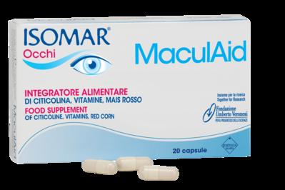 Isomar Occhi MaculAid Integratore Alimentare